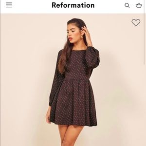 Reformation Angie Dress